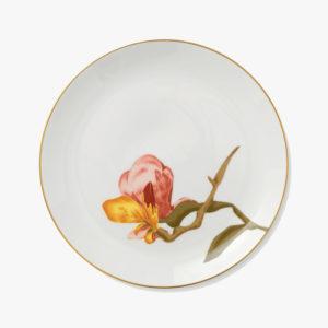 Grande-assiette-en-porcelaine-fleur-D-27cm-Magnolia-v1