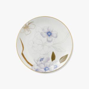 Petite-assiette-en-porcelaine-fleur-D-22cm-Rhododendron-v1
