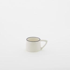 Petite tasse blanche 8€