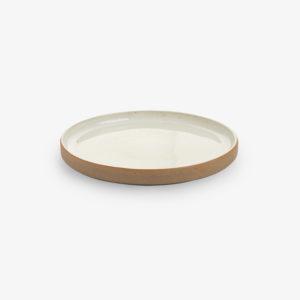 Soucoupe-a-dejeuner-petite-assiette-Basic-gres-blanc