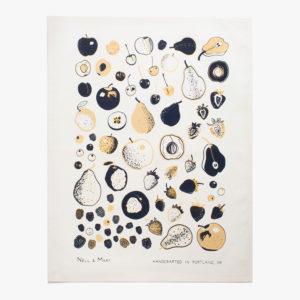 Torchon-en-coton-bio-imprime-fruits-exotiques-51-x-66cm-abricot-v1