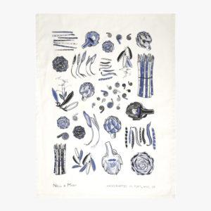 Torchon-en-coton-bio-imprime-legumes-51-x-66cm-indigo-v1