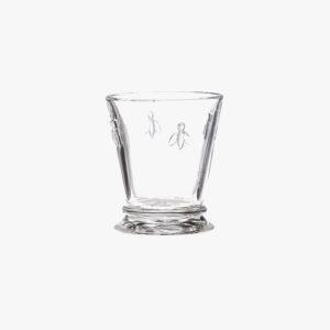 Verre-gobelet-Abeille-H-10cm-transparent-v1