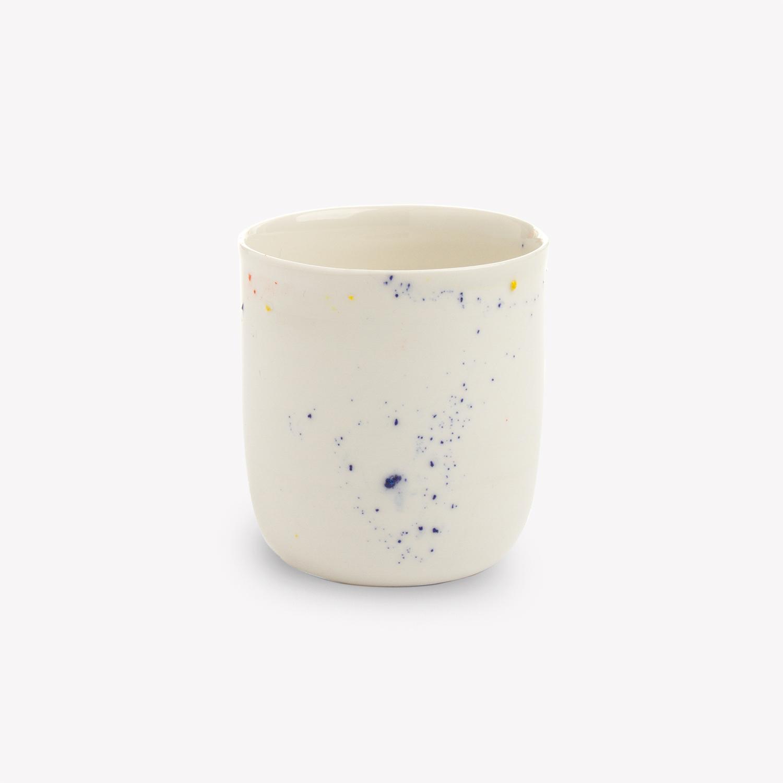 Nous Paris, tasse gobelet porcelaine, Aurélie Dorard