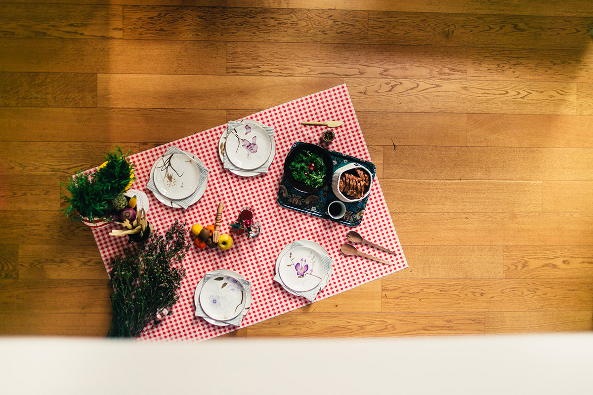 Inspiration table picnic de printemps BIG 4