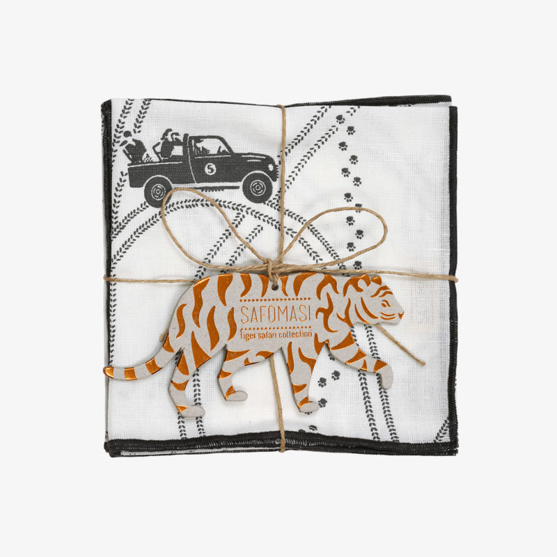 safomasi-tiger-safari-collection_tracks-trails-cocktail-napkin2-1