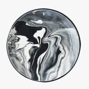 assiette-email-marbre-noir-blanc-1