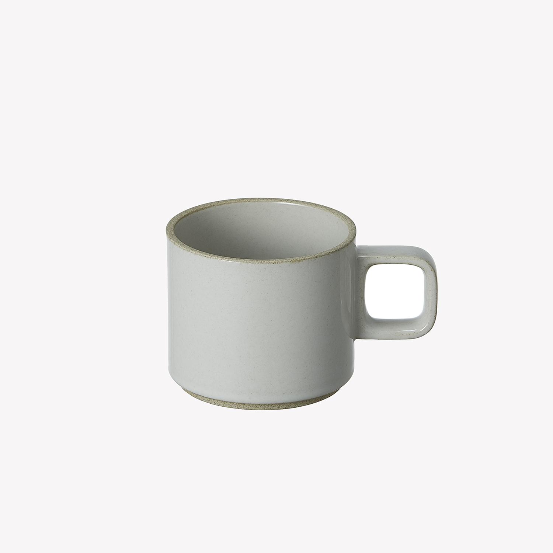 petite tasse porcelaine japonaise gris clair - Hasami - wabi sabi japon