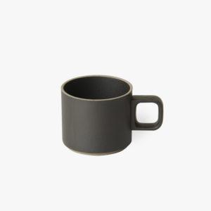 petite tasse porcelaine japonaise noir - Hasami - wabi sabi japon