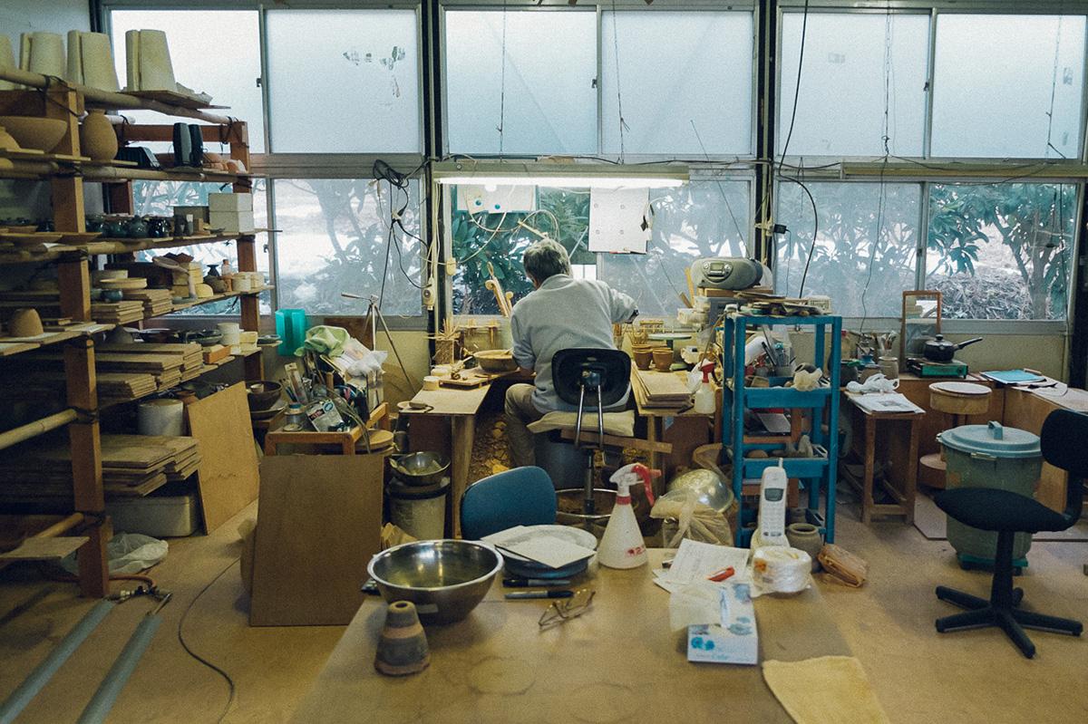 Tradition Artisanale Japonaise Et Ceramique Contemporaine Nous