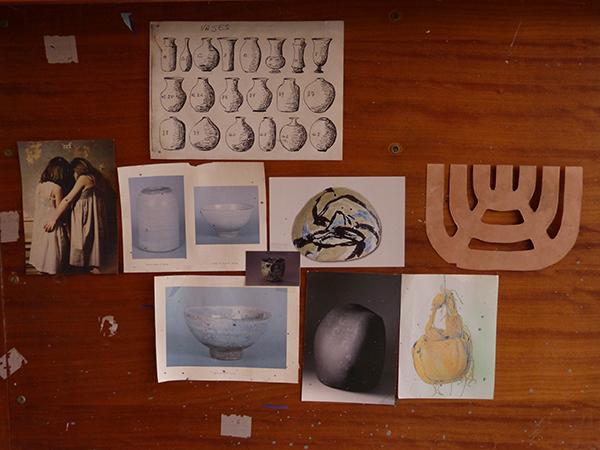 atelier de marion graux céramiste - inspirations