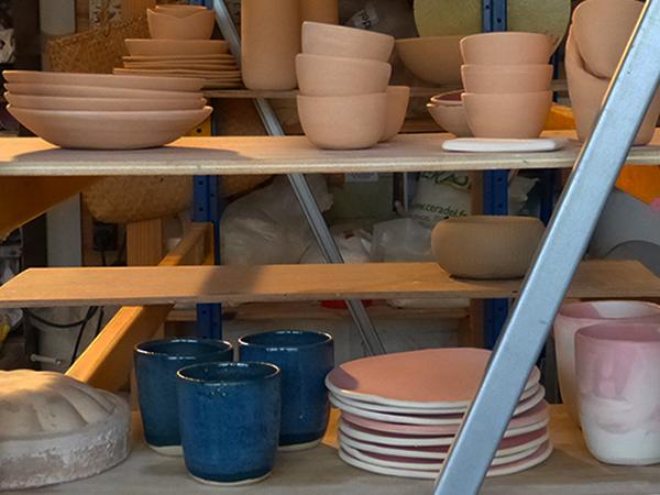 atelier de marion graux céramiste - assiettes bol tasse