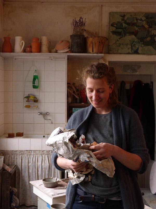 atelier de marion graux céramiste - portrait