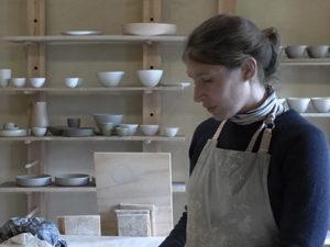 Atelier de Cécile Preziosa - portrait céramiste