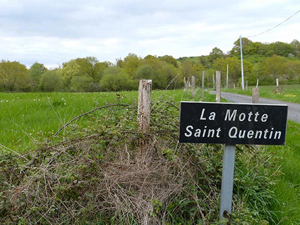 Atelier de Cécile Preziosa - lieu-dit La Motte Saint-Quentin
