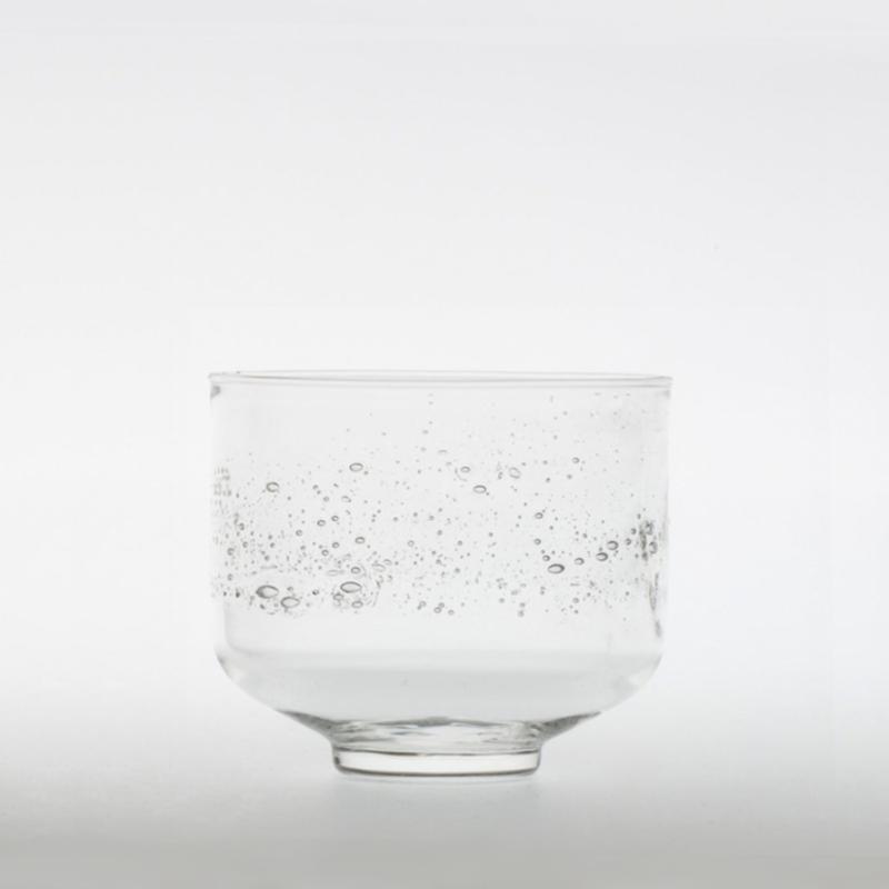 Laurence Brabant petit bol bruine transparent