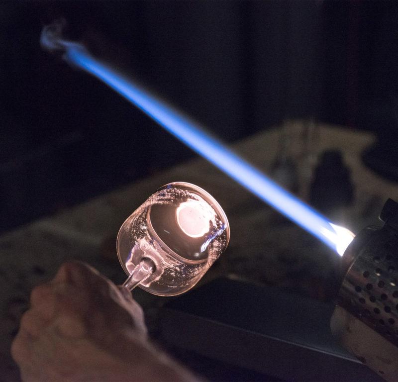 nous Paris Laurence Brabant Fabrication verre
