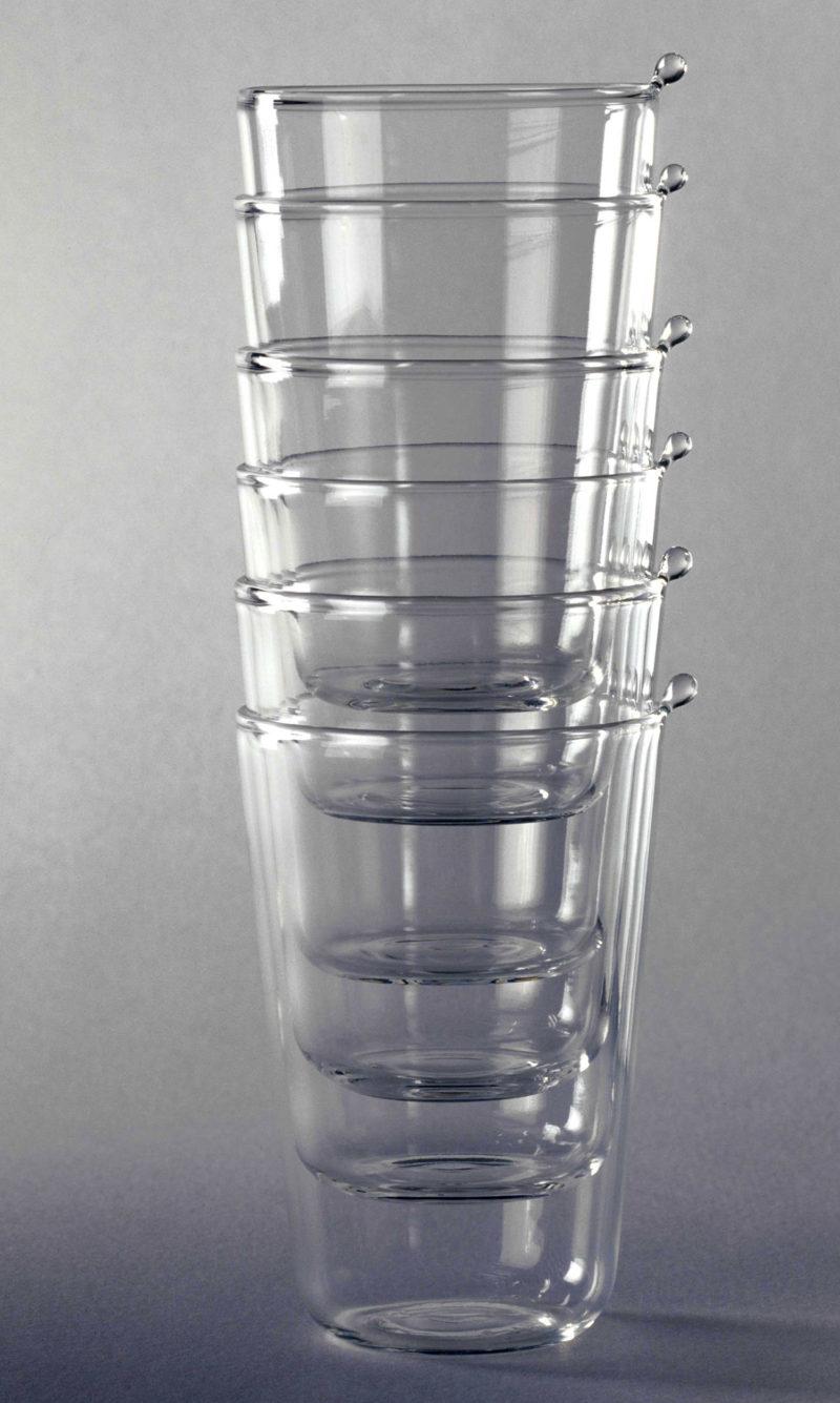 Verre goutte verre à eau Laurence Brabant