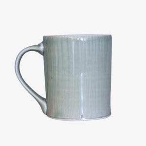 Mug avec anse en porcelaine celadon Billy Allen