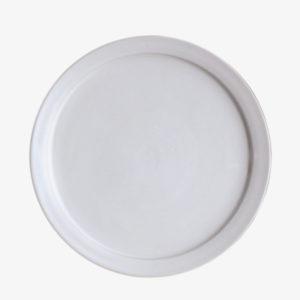 céramique vaisselle japonaise assiette blanc Makiko Hastings