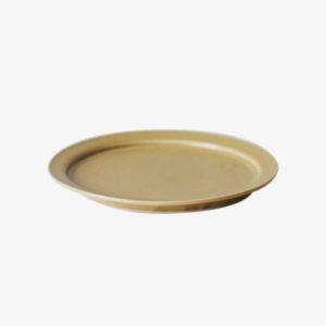 céramique vaisselle japonaise assiette or Makiko Hastings