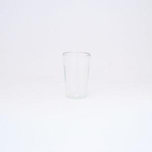 Salaheddin, verre à thé soufflé transparent, nous Paris