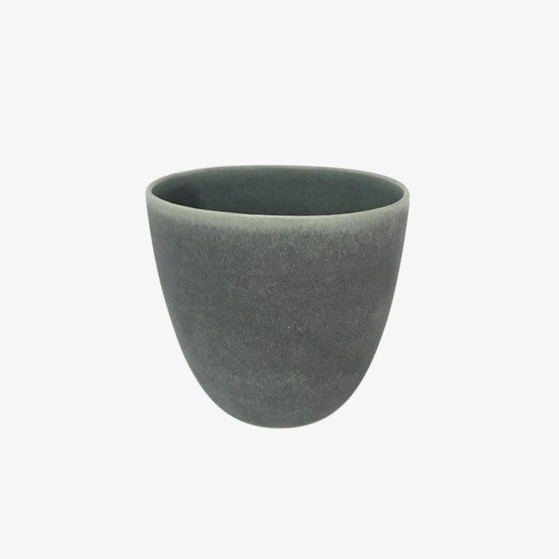 Cecile-Preziosa-Petite-tasse-gres-emaille-gris-vert-v1
