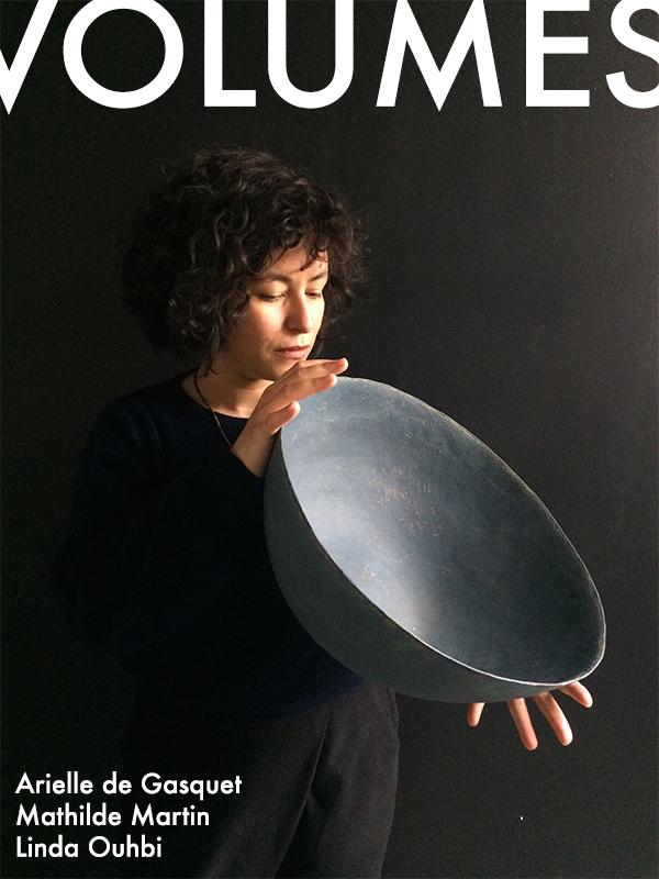 Exposition céramique vaisselle artisans créateurs Volumes