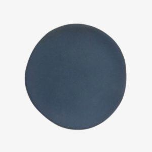 Marion-Graux-Petite-assiette-plate-gres-bleu-canard-mat-v1