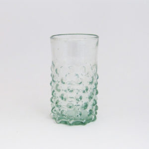 nous paris, verre à bulles en verre soufflé, salaheddin