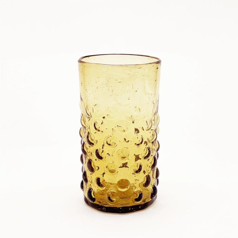 Salaheddin-verre-syrien-grand-verre-droit-bulles-ambre-v1