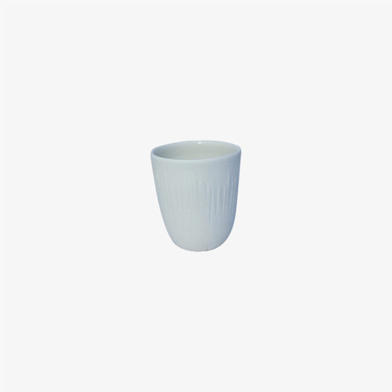 Kaoline-tasse-expresso-ligne-porcelaine