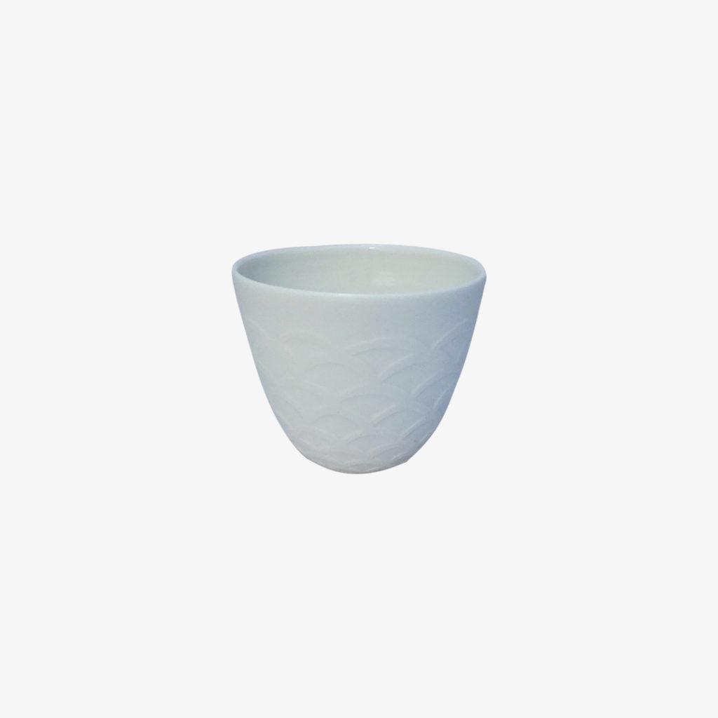 Kaoline-tasse-thé-écaille-porcelaine