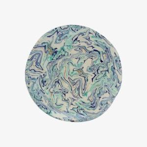 nous paris, grande coupe ronde en terre mêlée celadon, Pascale Mestre