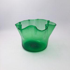 nous paris, vase foulard vert, la soufflerie