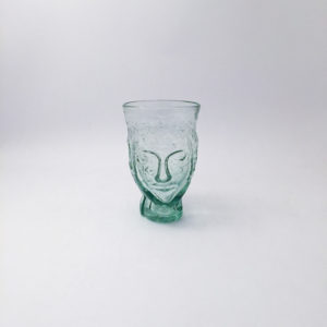 nous paris, verre anthropomorphe transparent, la soufflerie