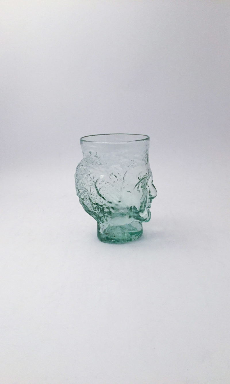nous paris, verre anthropomorphe transparent, la soufflerie