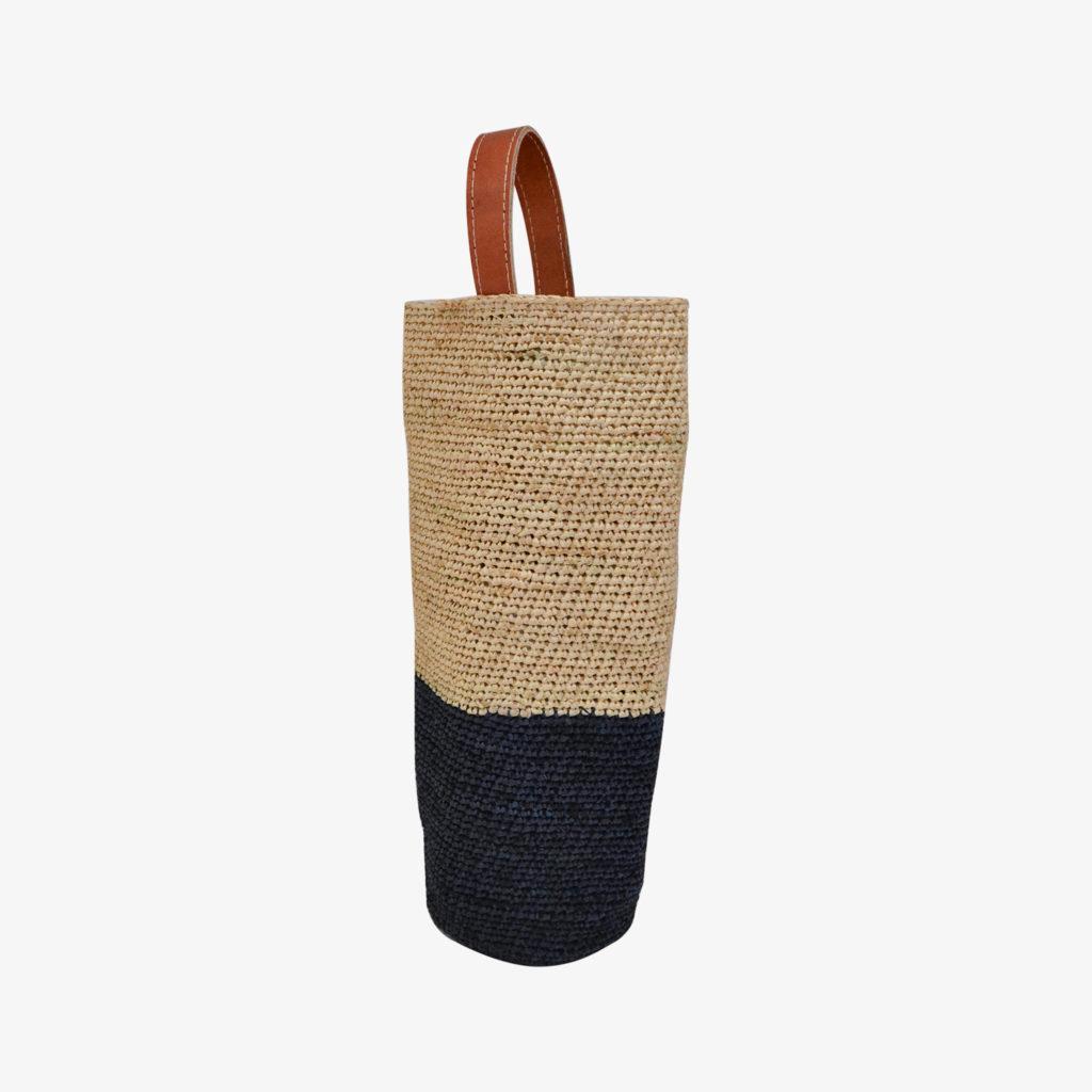 domoina-porte-bouteille-raphia-naturel-noir-v1