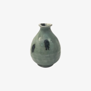 nous paris, petite bouteille en terre de shigaraki, tanii hozan