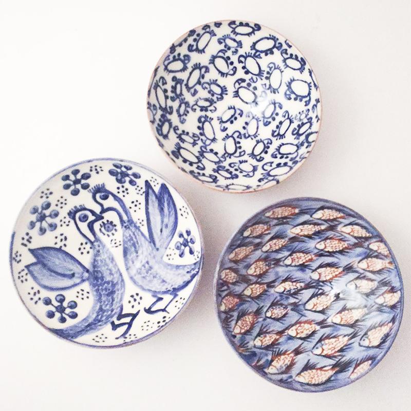 nous paris, bols ceramique, sifnos, peint a la main