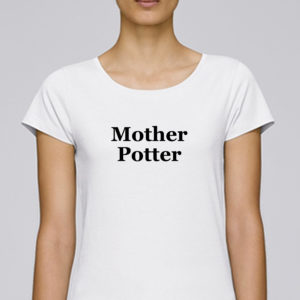 t-shirt en coton bio nous paris mother potter