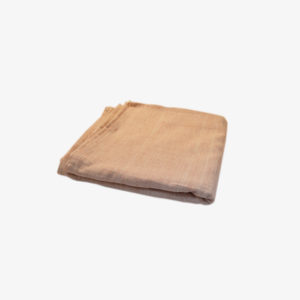 nous paris, serviette de table en coton rose, tensira