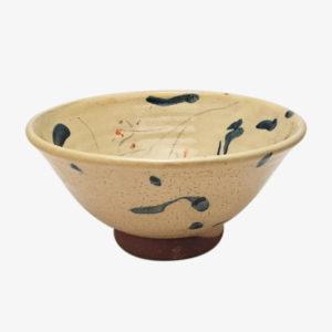 nous paris, grand bol peint a la main Heloise Bariol, ceramiste contemporaine