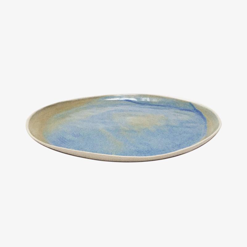 Margot-Lhomme-Assiette-plate-20cm-en-gres-email-bleu-v1