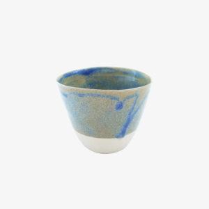 nous paris margot lhomme tasse espresso en gres bleu