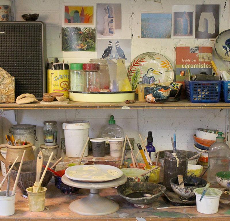 nous paris, atelier heloise bariol, atelier ceramique