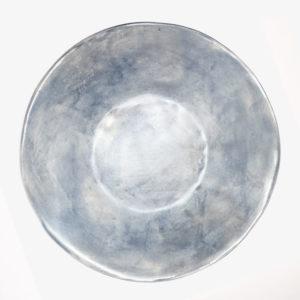 nous paris grande assiette gres bleu gris Amandine Richard