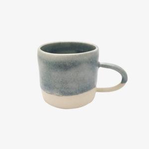 nous paris mug en grès bleu gris Amandine Richard
