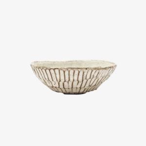 nous paris, petit bol en gres grave a la main madoka rindal, ceramique contemporaine