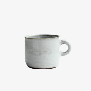 nous paris Gaëlle Le Doledec petit mug grès blanc